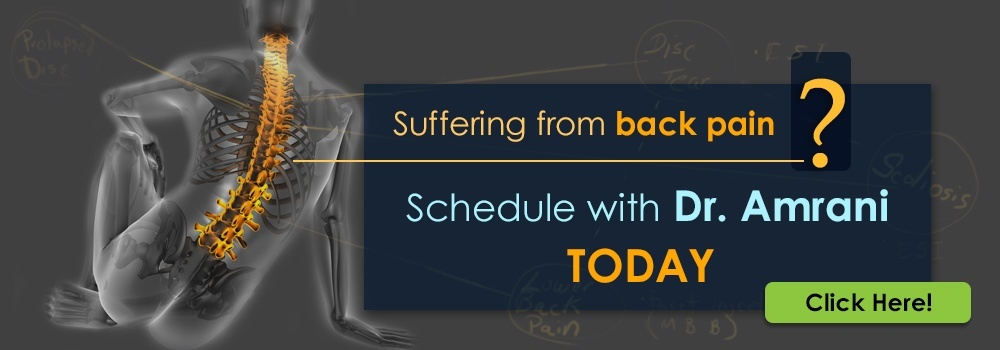 Schedule with Dr. Amrani today!